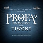 Nouveau départ / PROFA feat TIWONY   Pou nou tout  (2012)