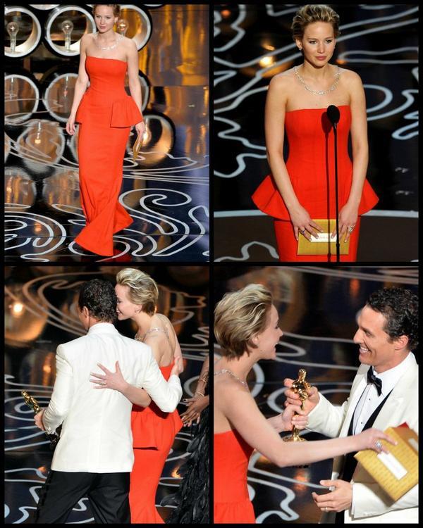 Spéciale Oscar !!!