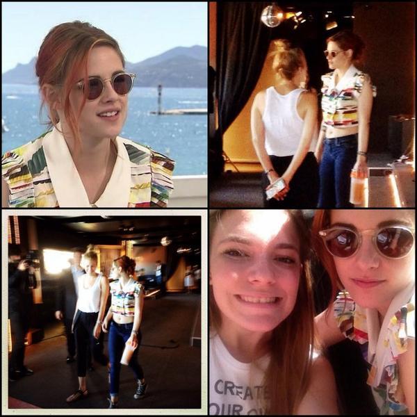 Spécial Kristen a Cannes ! ( Actualité des autres actrices plus bas^)
