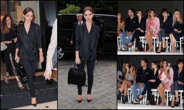 Fashion week - Paris - Part 2  ( La 1 est en dessous)