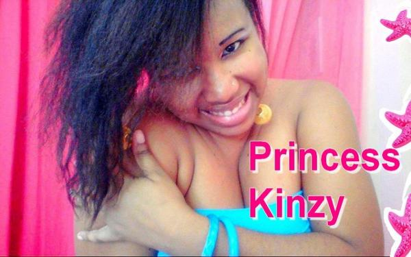 Princess Kinzy Sing for 50 Cent - Many Men