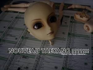 Un nouveau Taeyang ?  - putiche kilé bô ♥- photostory