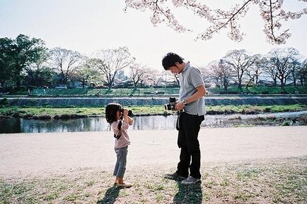 Dans une prochaine vie, papa, j'aimerais te reprendre comme père.