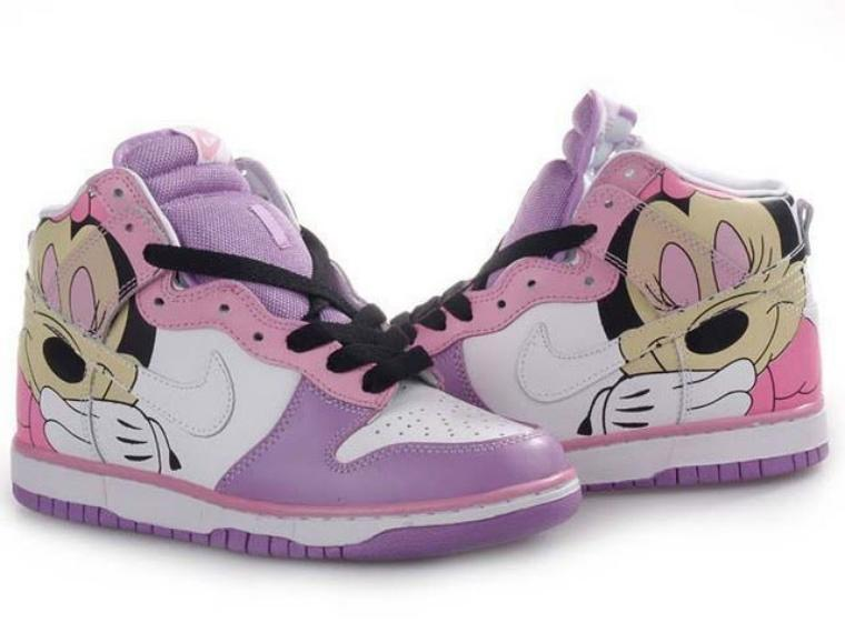 Nike: ton rose ♥