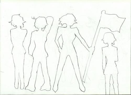 happy ombres