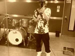 Akiharu avec ses photos =='