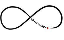 I'm a Directioner <3'.