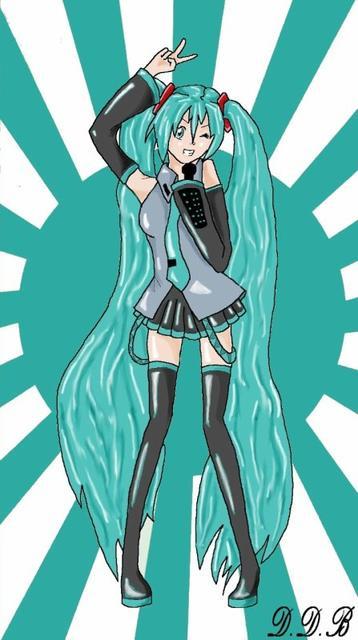 Concours Vocaloids !