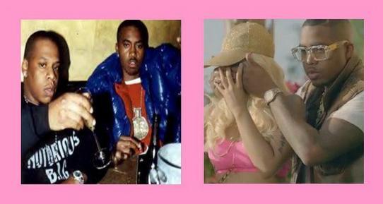 """Nas refuse de soutenir les """" Rappeur Pop """""""