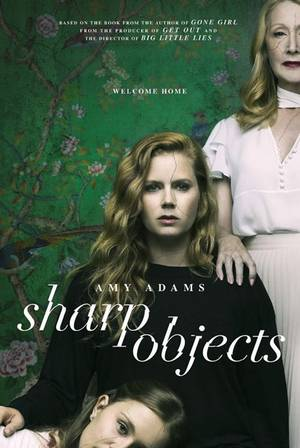 Promo de Sharp Objects: Wall The Street Journal + Affiche
