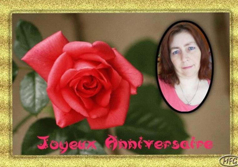 Joyeux Anniversaire Christine Blog De Josy41
