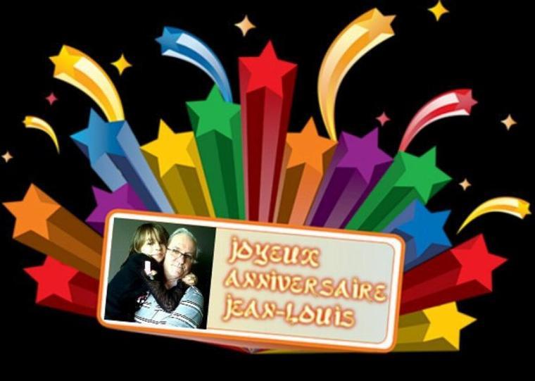 Joyeux Anniversaire Jean Louis Blog De Josy41