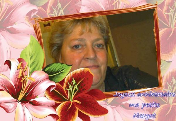 CADEAU POUR MON AMIE MARGOT