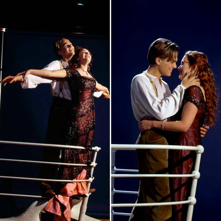 Deux superbes photos promotionnelles de Titanic 3D.