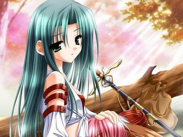 Top Anime Girls