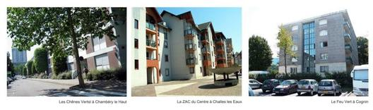 chambery      le haut            ,       biolay  bellevue