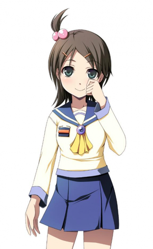 personnage de Corpse Party Partie 2