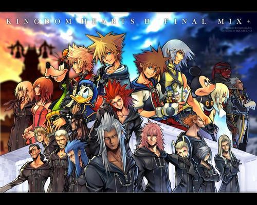introduction de Kingdom Hearts