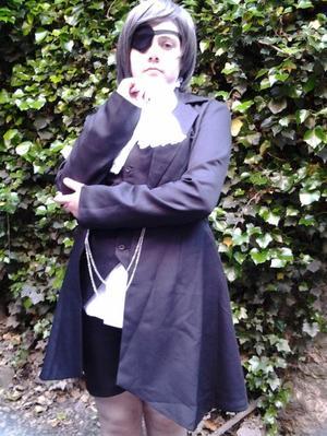 Mon cosplay
