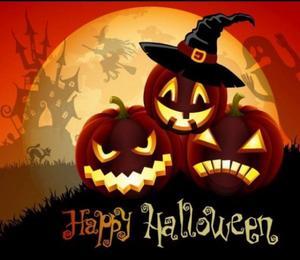 Halloween ! Hahaha!