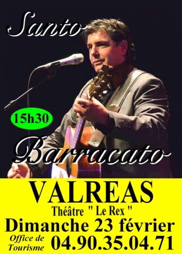 Santo Barracato - Valréas