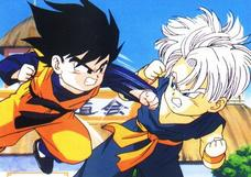 Goten Vs Trunks