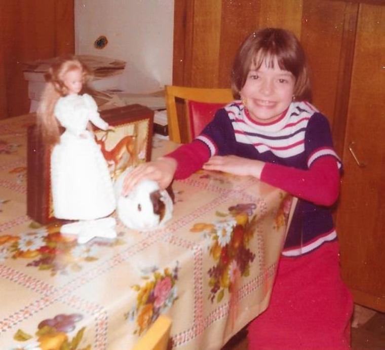 les années 80 et moi