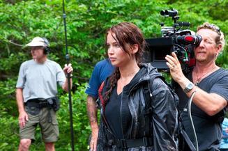 Hunger Games : Autour du tournage