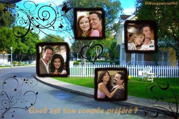 Quel est ton couple préféré ?