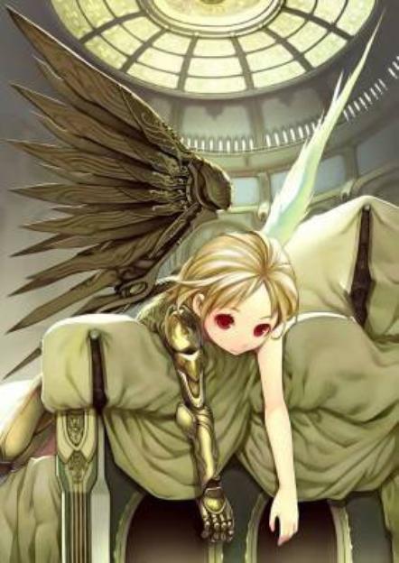 Image Manga Ange