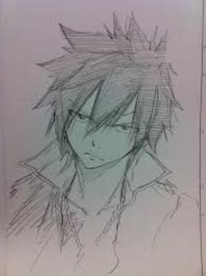 Dessin Hiro Mashima ♥ (4)