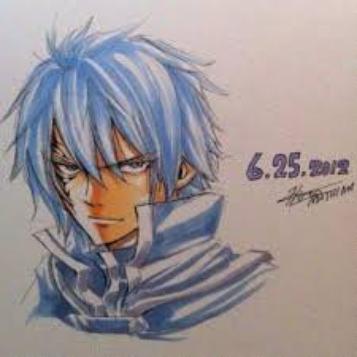 Dessin Hiro Mashima ♥ (5)