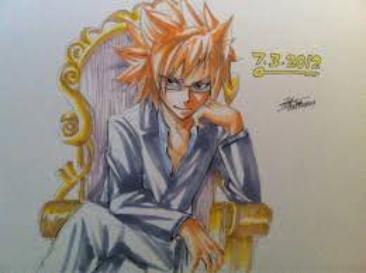 Dessin Hiro Mashima ♥ (6)