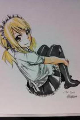 Dessin Hiro Mashima ♥ (7)