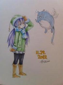 Dessin Hiro Mashima ♥ (10)