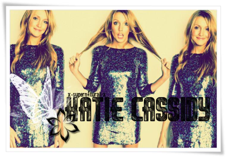 Katie Cassidy : Shoot
