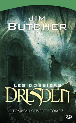 Les dossiers Dresden de Jim Butcher