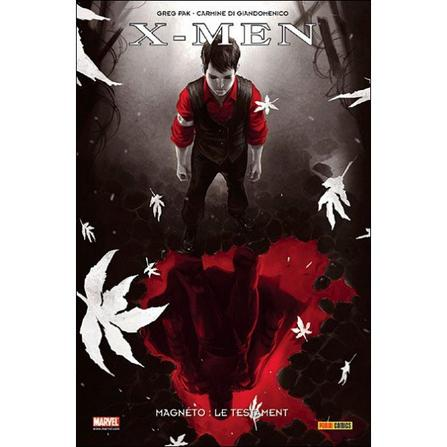 X-MEN - Magnéto: Testament de Greg Pak et Carmine Di Giandomenico