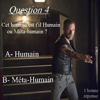 Quizz : Humain ou Méta-Humain ? Partie 1