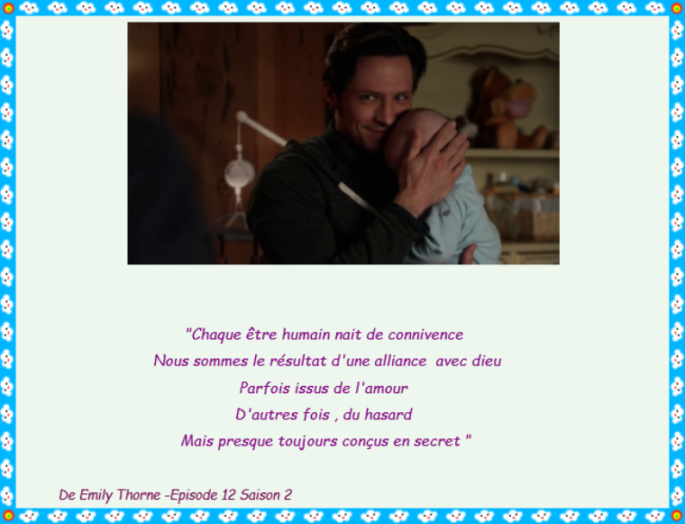 Citation de la série Revenge