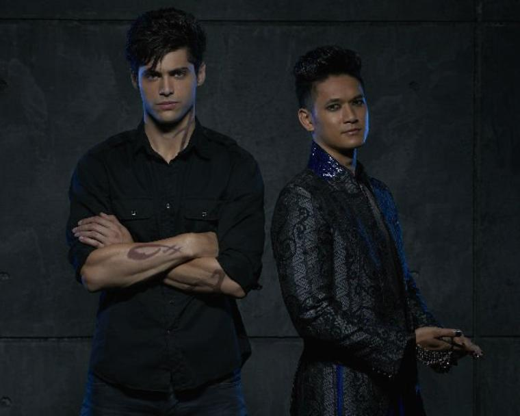 Matthew Daddario & Harry Shum Jr