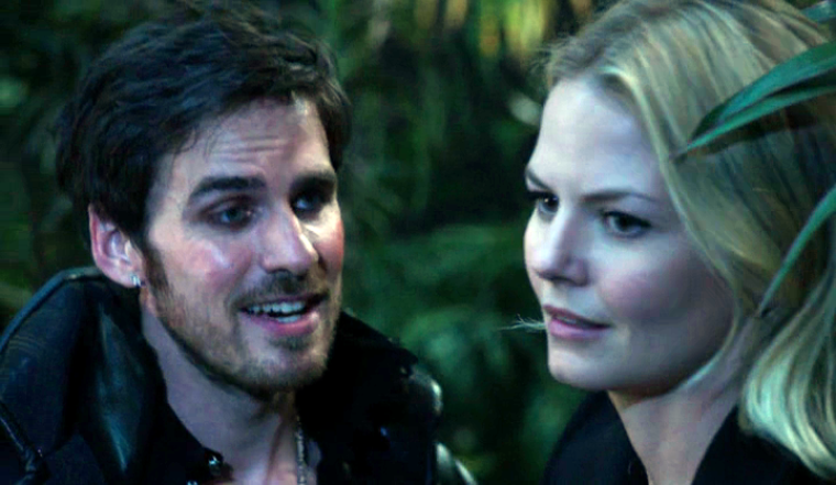 Once Upon a Time : Killian Jones & Emma Swan