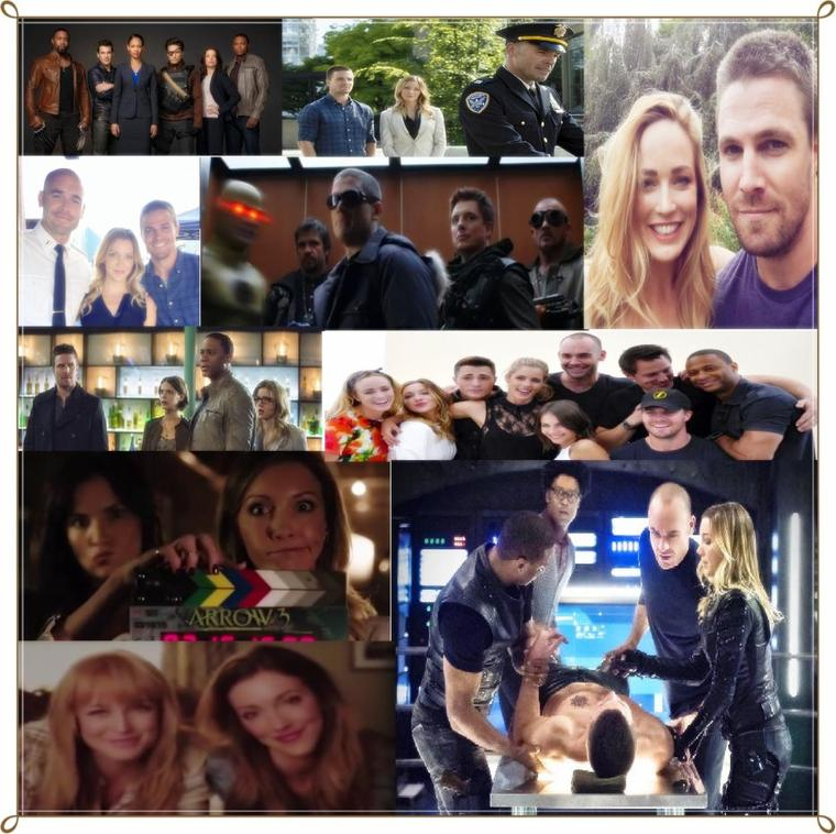 Photos de la série Arrow