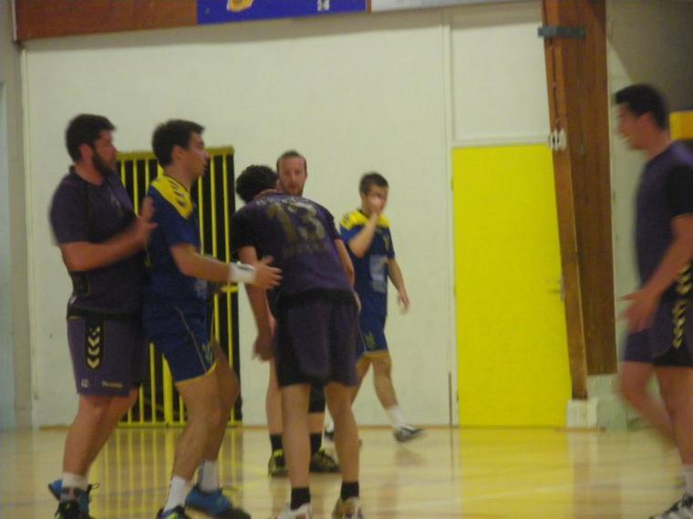 Victoire des Digoinais lors de la dernière journée de championnat Honneur Régional le samedi 19 mai 2012. Digoin / Nevers 40-26