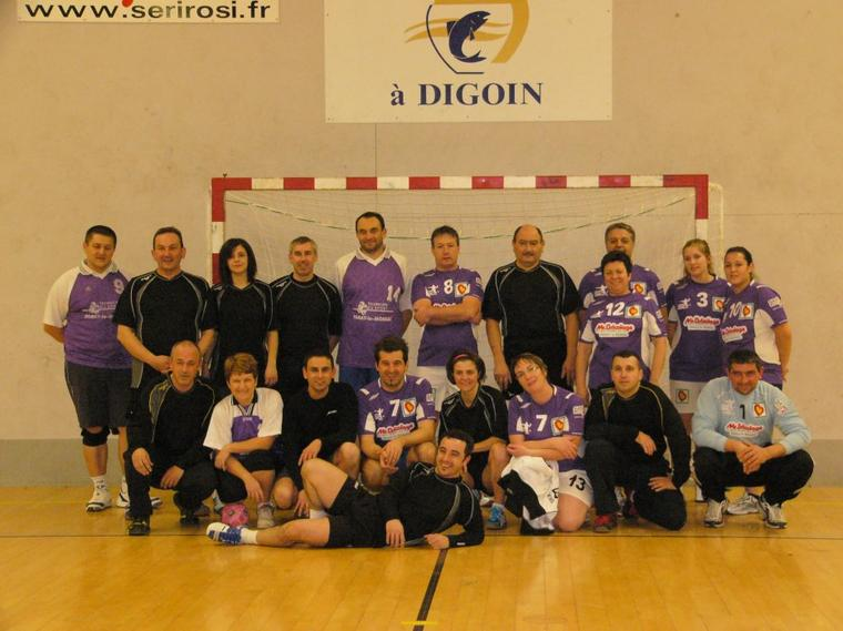 L'équipe loisir à reçu les joueurs de l'ELCM