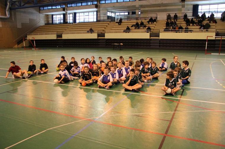 TOURNOI DEPARTEMENTAL - 10 Ans : Bravo aux baby violets !