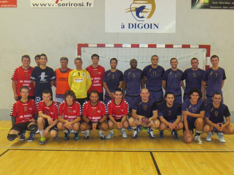 Mercredi 4 septembre / Match amical Digoin - Gueugnon