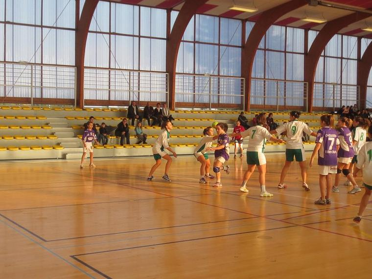 Un beau week-end de handball !
