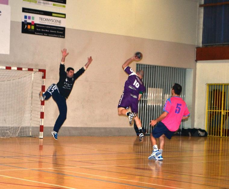 Match des seniors face à Meursault