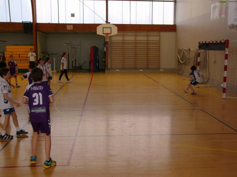 Match des -12 ans face à Chalon